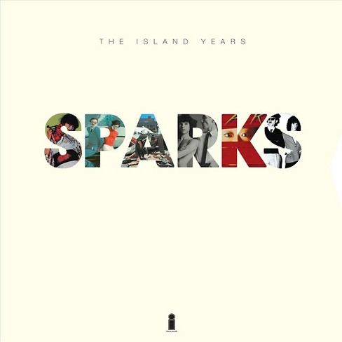 Sparks - Island years (Vinyl) - image 1 of 1
