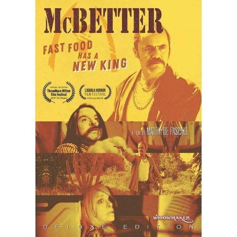 McBetter: Fast Food Has a New King (DVD) - image 1 of 1
