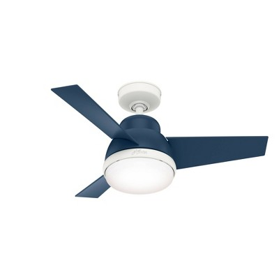"36"" Valda Ceiling Fan with Remote - Hunter"