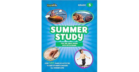 Summer Study, Grade 5 (Paperback) - image 1 of 1