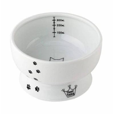 Necoichi Raised Cat Water Bowl