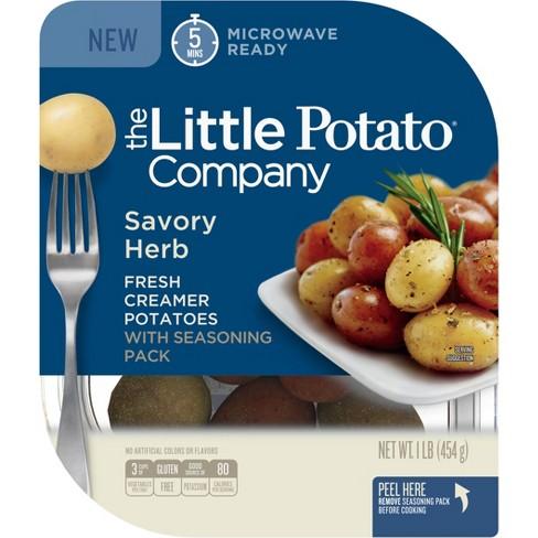 The Little Potato Savory Herb Microwavable Vegan Potatoes - 1lb - image 1 of 2