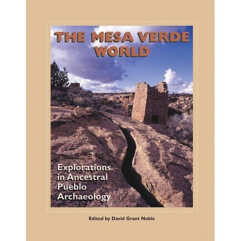 The Mesa Verde World - (Paperback) - image 1 of 1