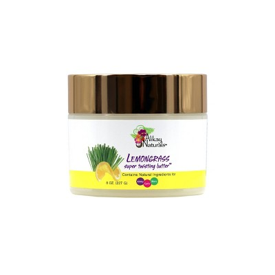 Alikay Naturals Lemongrass Super Twisting Butter - 8oz