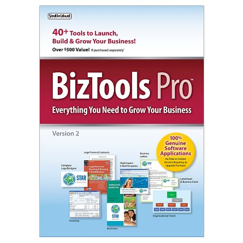 BizTools Pro Version 2 PC Software - image 1 of 1