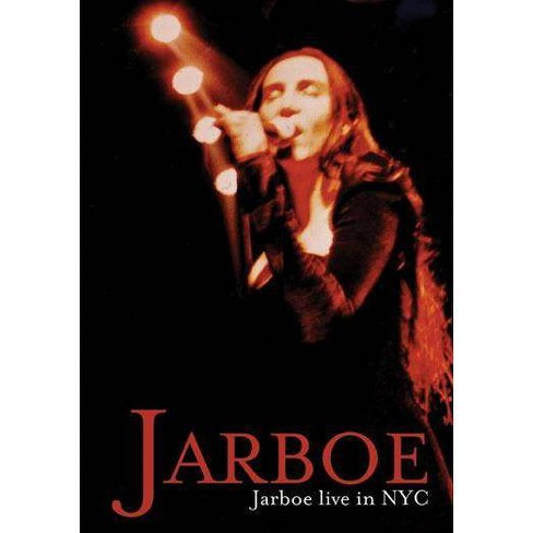 Jarboe: Live In NYC (DVD) - image 1 of 1