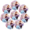 """Frozen 2 7"""" 8ct Disposable Party Paper Plates - image 2 of 3"""