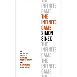 Infinite Game -  by Simon Sinek (Hardcover)