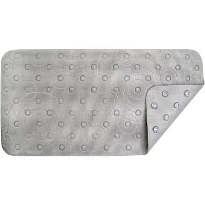 Playtex Comfy Cushy Gray Bath Tub Mat