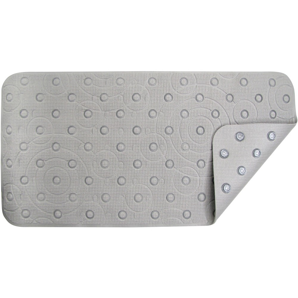 Image of Playtex Baby Bath Cushion - Gray, Blue