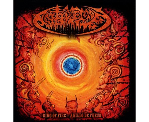 Antidemon - Ring Of Fire (CD) - image 1 of 1