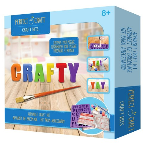 Perfect Craft Alphabet Casting Kit - image 1 of 3