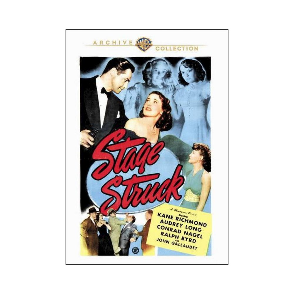 Stage Struck (DVD)(2014) movies Coupons