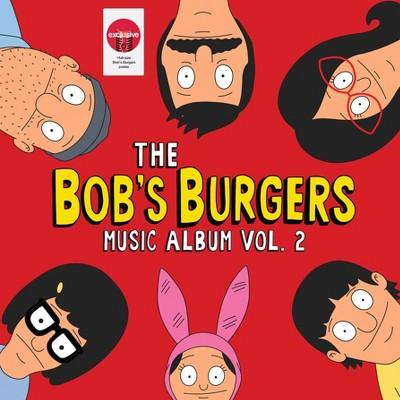 Bob's Burgers - Music Album Vol. 2 (Target Exclusive, Vinyl)