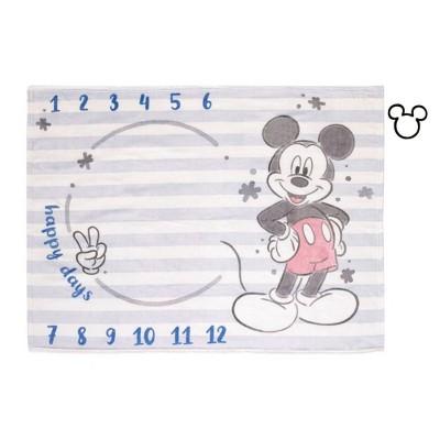 NoJo Mickey Mouse Milestone Blanket