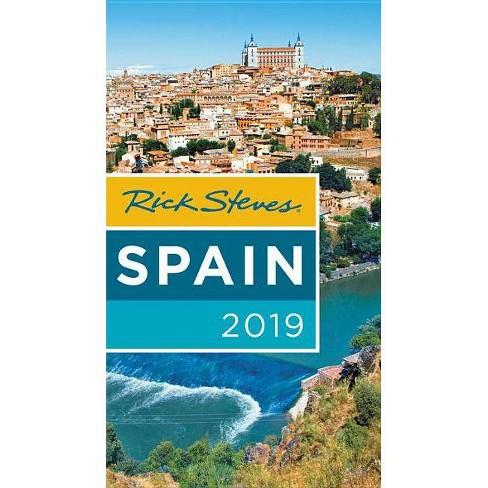 Rick Steves Spain 2019 - (Paperback) - image 1 of 1