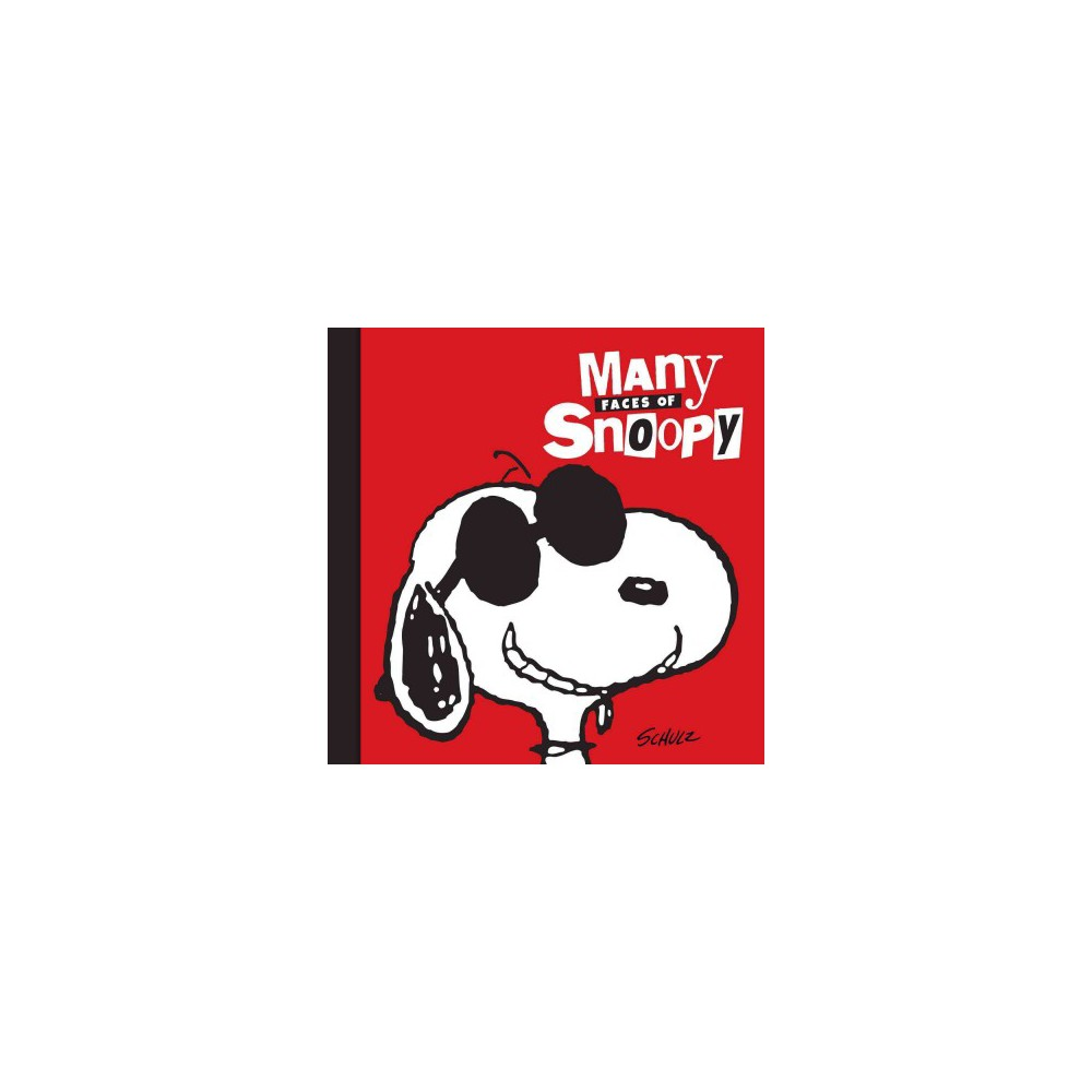Many Faces of Snoopy (Hardcover) (Charles M. Schulz)