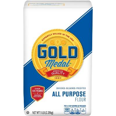 Flours & Meals: Gold Medal All Purpose Flour