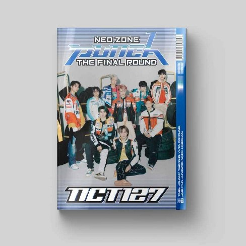 NCT 127 - The 2nd Album Repackage 'NCT #127 Neo Zone: The Final Round' [1st PLAYER Version] (CD) - image 1 of 2