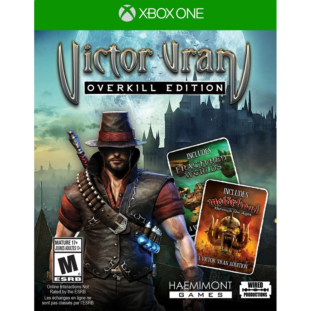 Victor Vran Overkill Edition - Xbox One