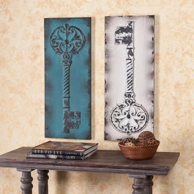 Southern Enterprise Decorative Key Wall Sculpture