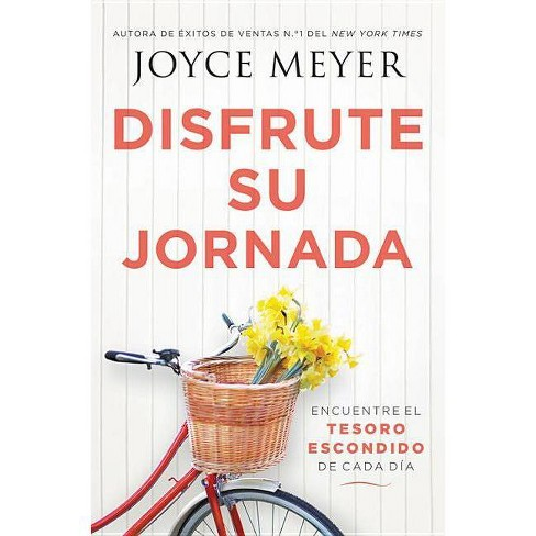 Disfrute Su Jornada (Hardcover) (Joyce Meyer) - image 1 of 1