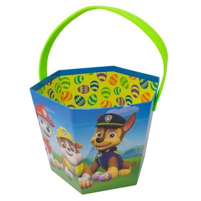 PAW Patrol Paperboard Easter Basket