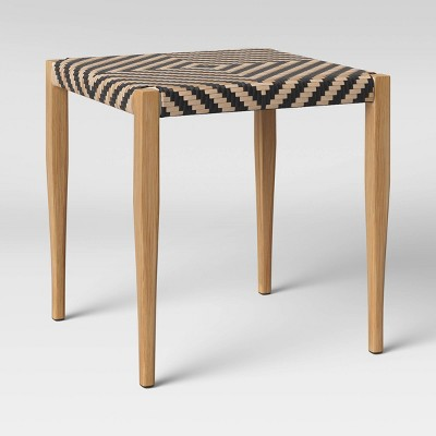 Pattern Weave Patio Accent Table - Opalhouse™
