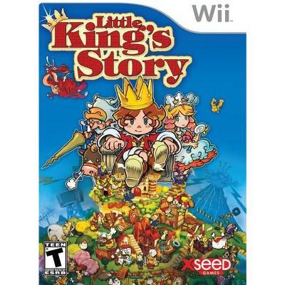 Little Kings Story - Nintendo Wii