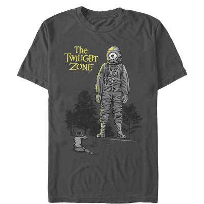 Men's The Twilight Zone The Fear Episode T-Shirt