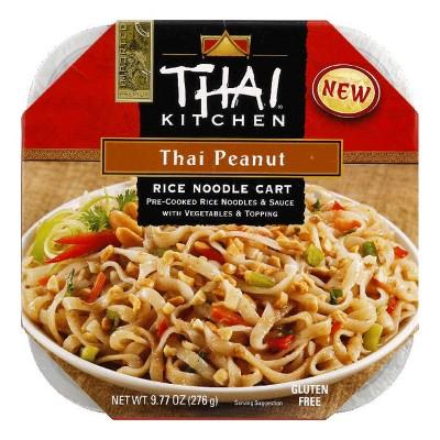 thai kitchen thai peanut rice noodles sauce meal 9 77oz target rh target com