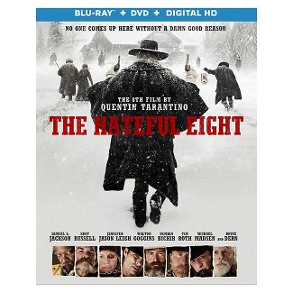 The Hateful Eight (Blu-Ray/DVD/Digital)