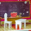 Teamson Kids Fancy Castle Doll House With 10pcs Furniture - image 4 of 7