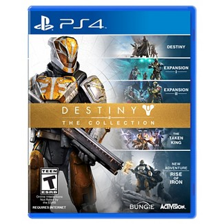 Destiny: The Collection PlayStation 4