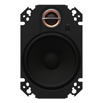 "Infinity Kappa 463XF 4"" x 6"" (104mm x 157mm) Two-way Car Speaker - Pair"