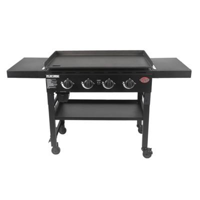 Char-Griller E8936 Flat Iron 4 Burner Griddle