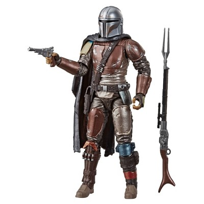 Star Wars The Black Series Carbonized Collection The Mandalorian Toy Figure