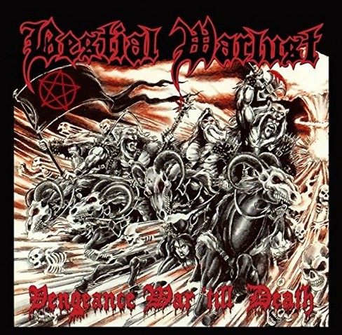 Bestial Warlust - Vengeance War 'til Death (CD) - image 1 of 1