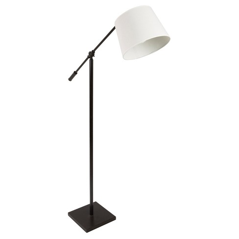 Piper Industrial Floor Lamp Antique and Cream (Lamp Only) - Lumisource - image 1 of 7