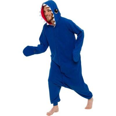 Funziez! Shark Adult Novelty Union Suit