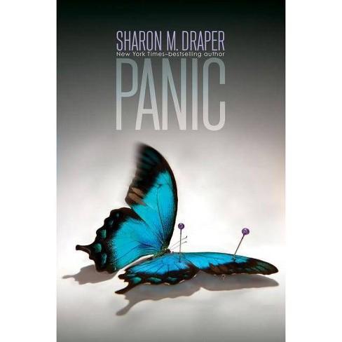 Panic - by  Sharon M Draper (Hardcover) - image 1 of 1