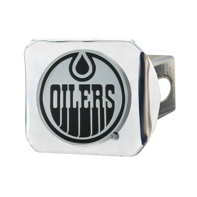 NHL Edmonton Oilers Metal Hitch Cover