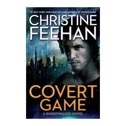 Covert Game Ghostwalker By Christine Feehan Hardcover Target