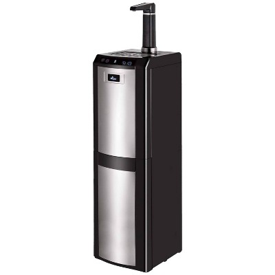 Vitapur Bottom Load Water Dispenser with Tap - Black