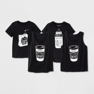 77fe031131a2 But First Coffee T-Shirt Collection   Target