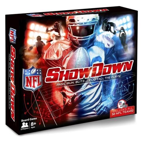 Buffalo Games NFL Showdown Game - image 1 of 4