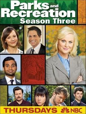 Parks and Recreation: Season Three (DVD)