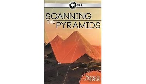 Secrets Of The Dead:Scanning The Pyra (DVD) - image 1 of 1