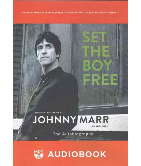Set the Boy Free (MP3-CD) (Johnny Marr) - image 1 of 1