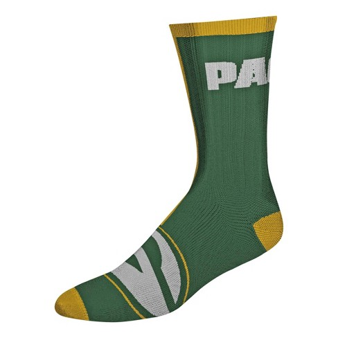 NFL Green Bay Packers Women's Casual Socks - M - image 1 of 1